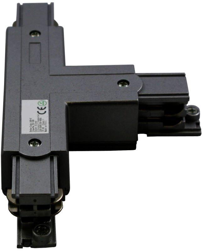3 Phasen Track Light System T-Verbinder Schutzleiter Links Modell 2 – Bild 1