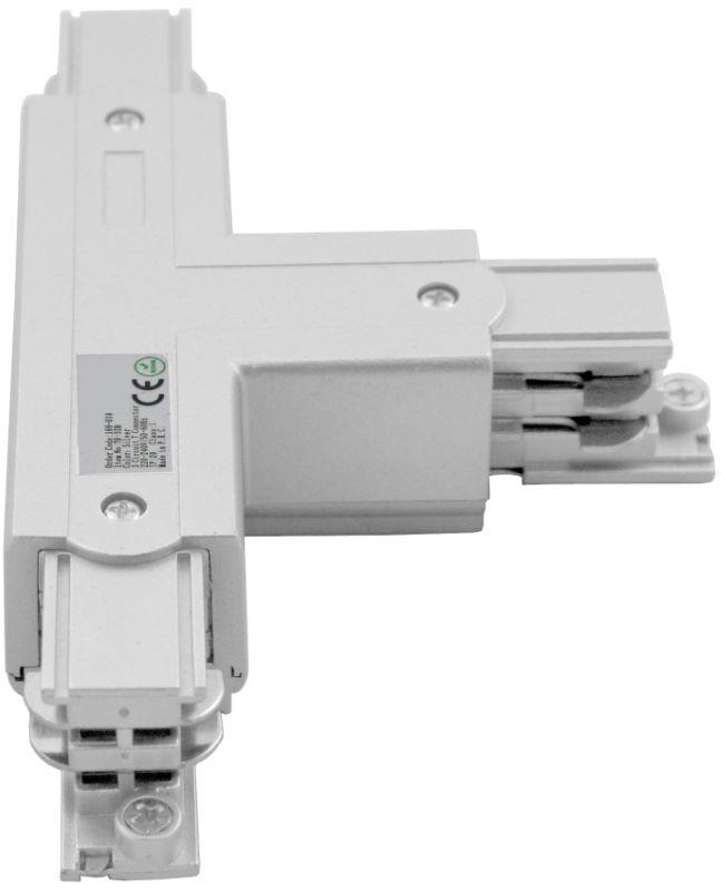 3 Phasen Track Light System T-Verbinder Schutzleiter Rechts Modell 2 – Bild 1