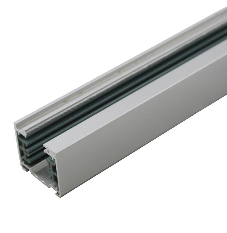 3 phasen track light system schiene 3 meter 14791. Black Bedroom Furniture Sets. Home Design Ideas