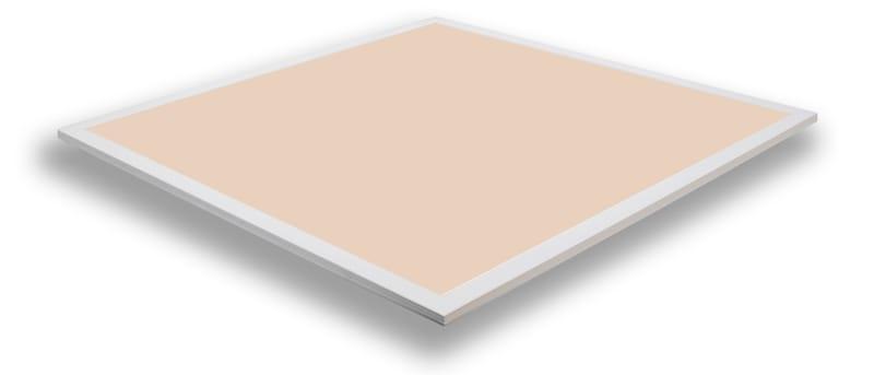 LED Panel 595 mm x 595 mm | 240 V | 36 W | 3000 Kelvin | 3615 Lumen | weiß | nicht dimmbar | Driver inklusive – Bild 1