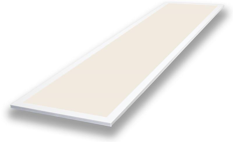 LED Panel 1195 mm x 295 mm | 240 V | 36 W | 4000 Kelvin | 3638 Lumen | weiß | nicht dimmbar – Bild 1