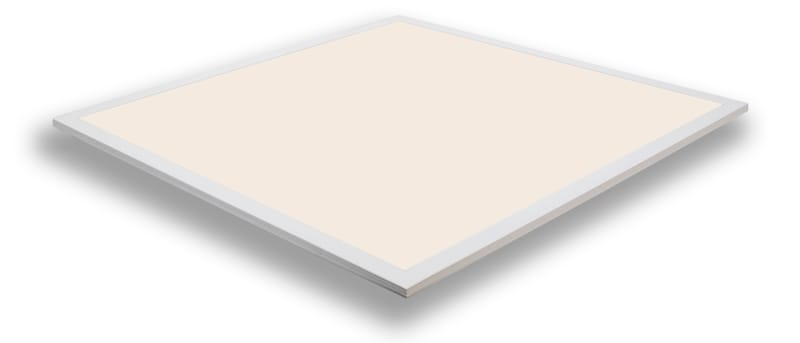 LED Panel 595 mm x 595 mm | 240 V | 36 W | 4000 Kelvin | 3673 Lumen | weiß | dimmbar (Triac) – Bild 1