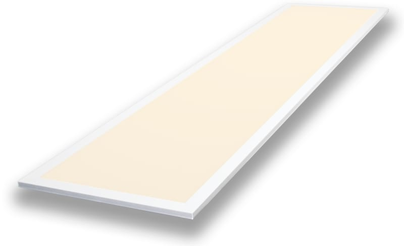 LED Panel 1195 mm x 295 mm | 240 V | 36 W | 4000 Kelvin | 3638 Lumen | weiß | dimmbar (Triac) – Bild 1