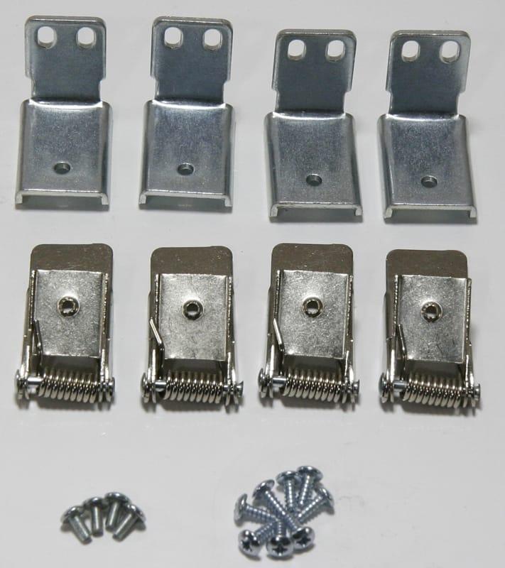 Easyclip Befestigungsset für 60 cm x 60 cm und 30 cm x 120 cm Panels