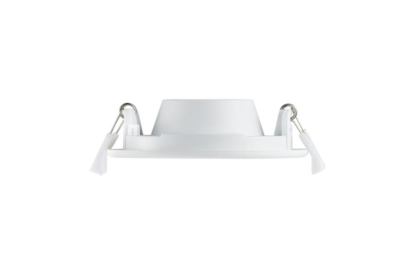 LED Panel Ø115 mm | 240 V | 6W | 4000K | 390lm | weiß | nicht dimmbar – Bild 3