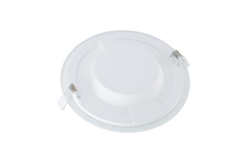 LED Panel Ø220 mm | 220-240 V | 18 W | 3000 Kelvin | 1350 Lumen | weiß | nicht dimmbar | Driver inklusive – Bild 4