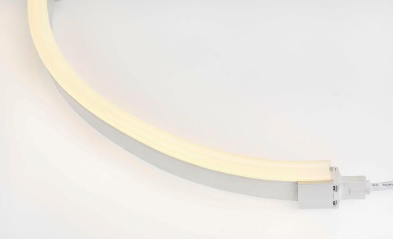LED Neon Flex Pro | 24 VDC | 12 W/m | 3000 Kelvin | Warmweiß | 380lm/m | 20m Rolle | dimmbar – Bild 1
