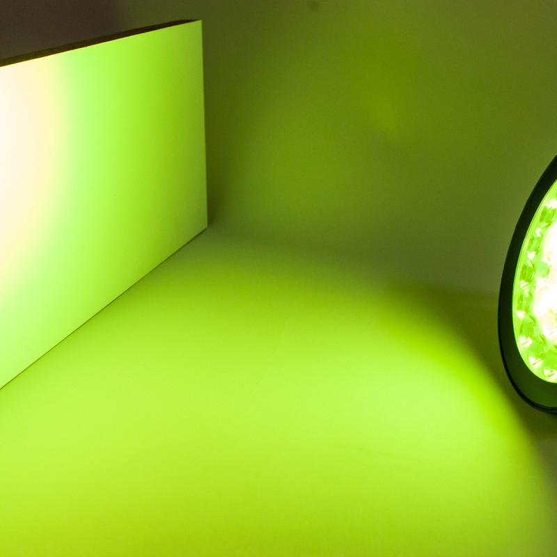 Easy Serie RGB-W+WW Gartenstrahler | 15 Watt | 4/8 Zonen | 230 V | 15° | IP65 | 2,4G – Bild 11