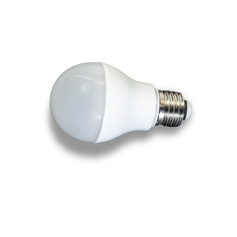 Easy Serie E27 LED Birne RGB-W/WW | 4 Zonen | 6 Watt | 2,4 GHz – Bild 1