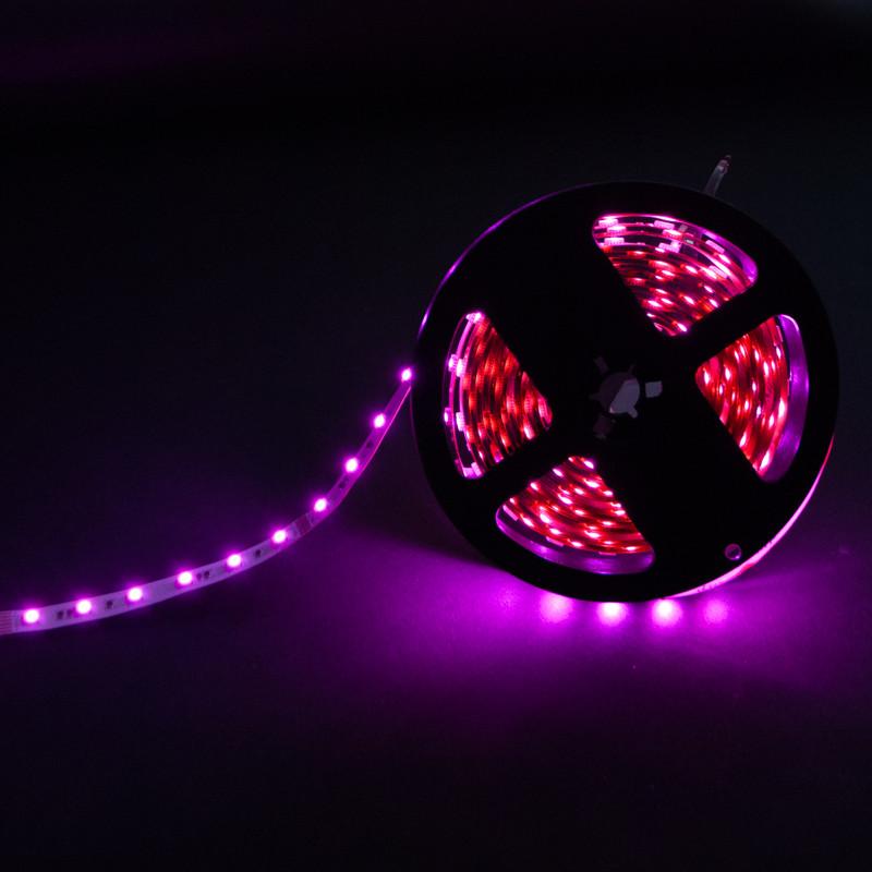 LED Streifen 5m | RGB-W+WW  | 24V 120W IP20 | 300 5in1 RGB-W/WW LEDs | dimmbar – Bild 5