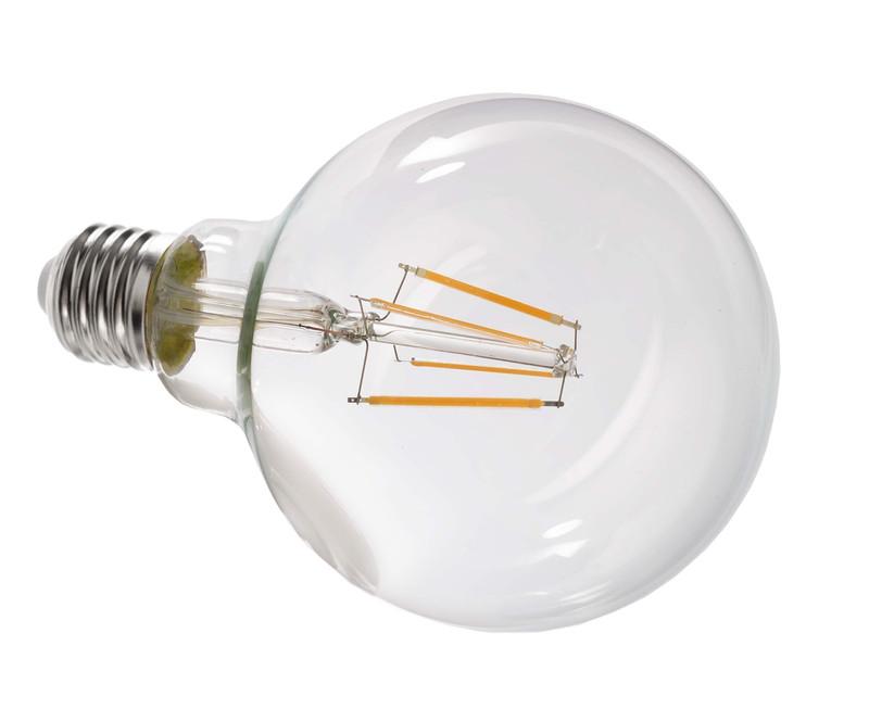 Filament E27 G95 2700K 300° 230V AC 4,40 W 450 lm 2700 K - Leuchtmittel – Bild 2