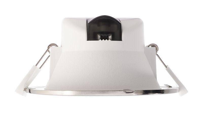 Acrux 120 weiß 90° 230V AC 14,50 W 1370 lm 3000/4000/6000 K - Deckeneinbauleuchte – Bild 3