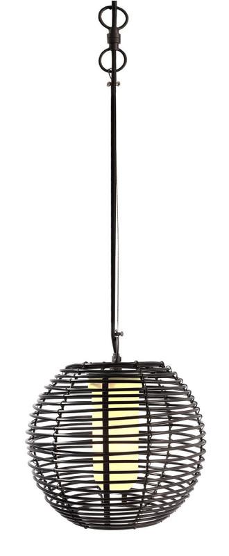 Velorum schwarz 230V AC 1x max. 18 W - Dekorative Leuchte – Bild 1