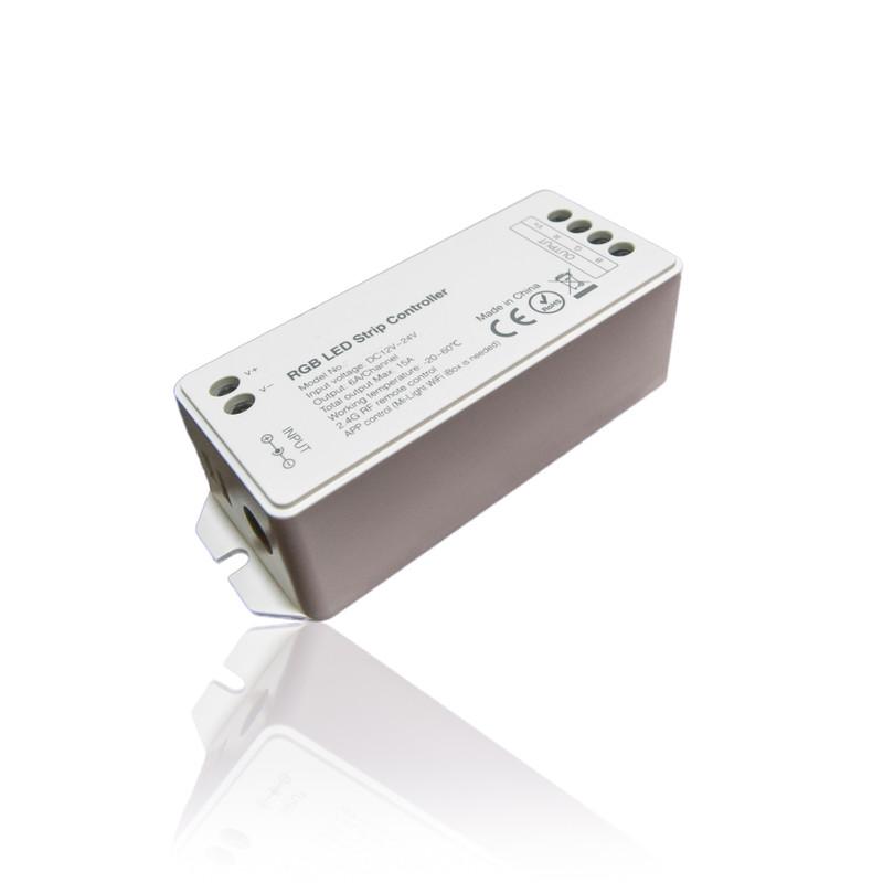 15A Easy Serie LED RGB Funk-Controller für RGB LED | 2,4 GHz | 4/8 Zonen – Bild 1