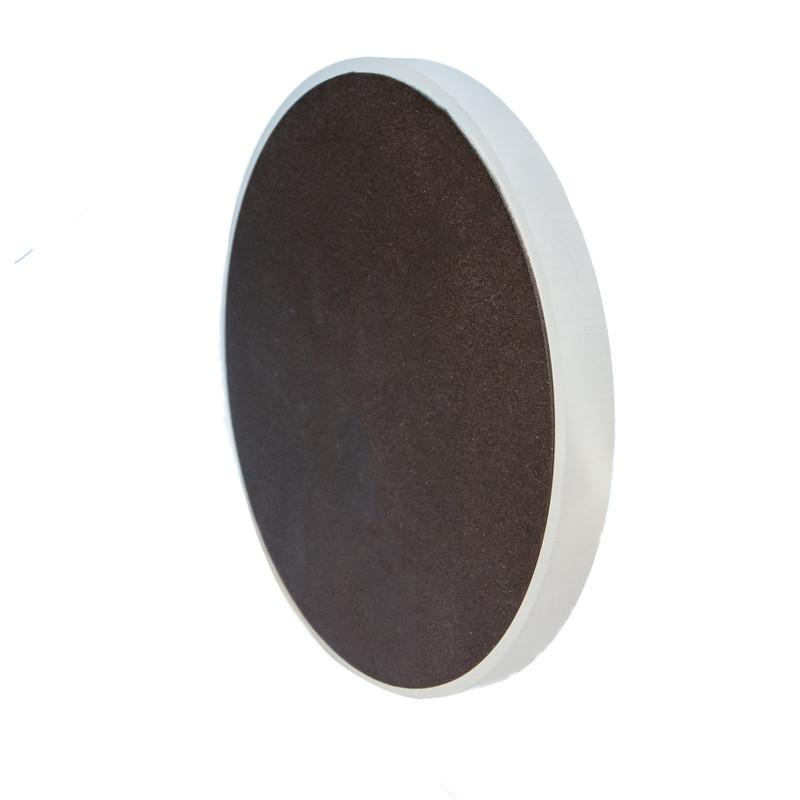 Ø 11cm Abdeckung Anthrazit, seitliche+Front Beleuchtung für 230V.Stufenbel – Bild 1