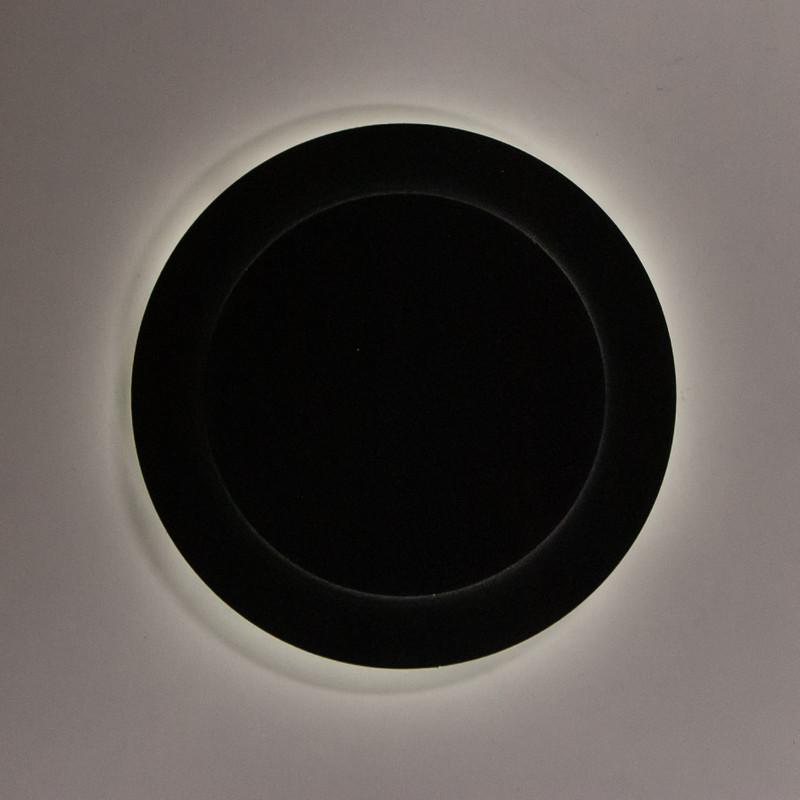 Ø 11cm Abdeckung Anthrazit 2 Ebenen, seitliche+Front Beleuchtung, Stufenbel – Bild 4