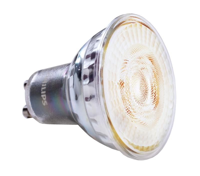 MAS LED spot VLE D 3.7-35W GU10 36° 230V AC 3,70 W 260 lm 2700 K - Leuchtmittel – Bild 1