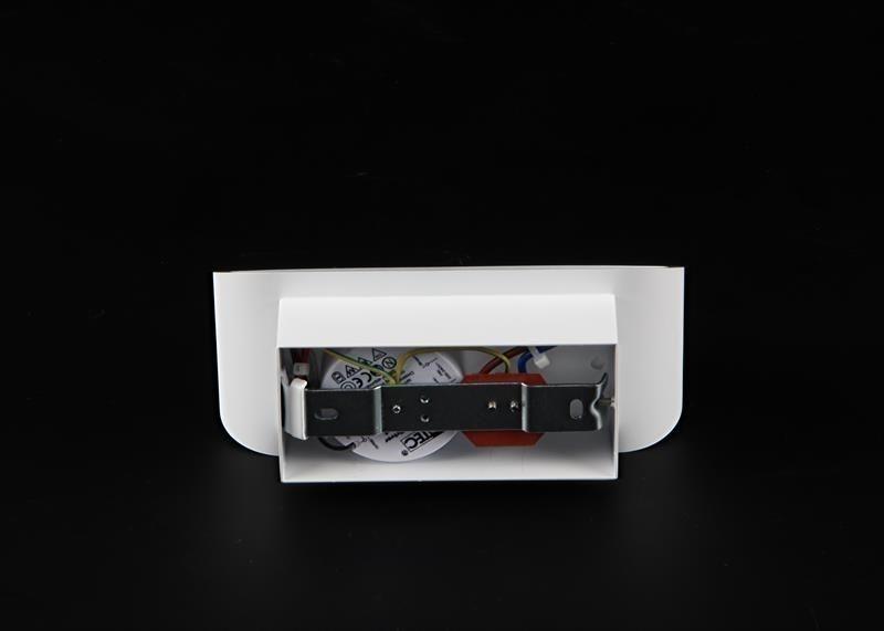 Acamar weiß 104° 230V AC 5 W 390 lm 3000 K - Wandaufbauleuchte – Bild 4