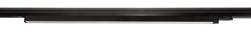 Linear 60 schwarz 110° 230V AC 19 W 1655 lm 4000 K - Schienensystem 3-Phasen 230V – Bild 2