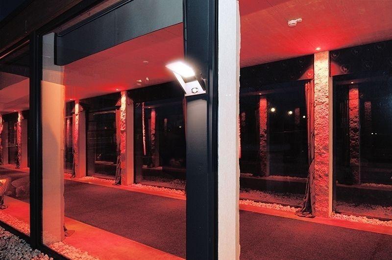 Solar Premium I dunkelgrau 110° 3,7V DC 1,60 W 170 lm 3200 K - Wandaufbauleuchte – Bild 3