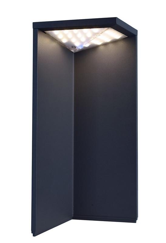 Lugh Solar dunkelgrau 74° 3,7V DC 2,20 W 130 lm 3000 K - Stehleuchte – Bild 1