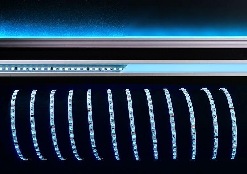 3535-120-24-RGB-5m Weiß 110° 24V DC 47 W 1800 lm - Flexibler LED Stripe – Bild 1
