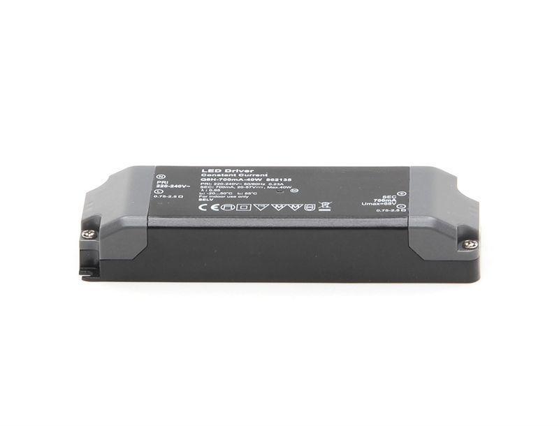 BASIC, Q8H-700mA/40W 700 mA 20-57V DC Schwarz 230V AC 40 W - Netzgerät – Bild 2