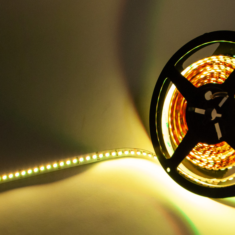 RGB Streifen 5m | 21,6W/m  | 24V IP20 | dimmbar – Bild 5