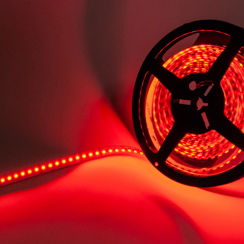 RGB Streifen 5m | 21,6W/m  | 24V IP20 | dimmbar – Bild 1