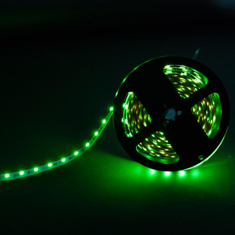 LED Streifen 10cm | 5in1 RGB-W+WW  | 24V 2,40W IP20 | dimmbar – Bild 7