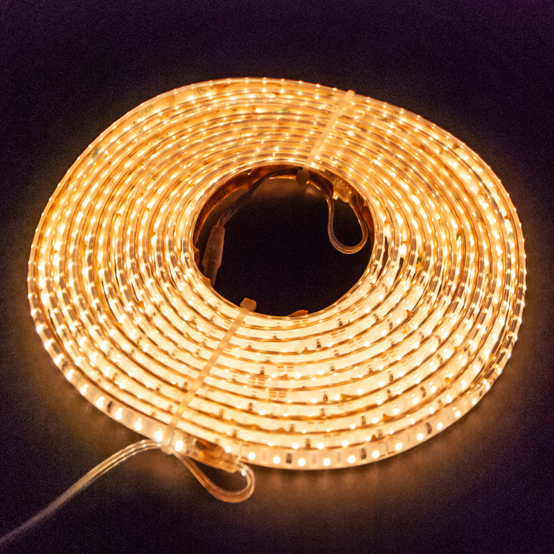 IP65 LED Streifen 5m | 2700K  | 24V 48W | dimmbar – Bild 2