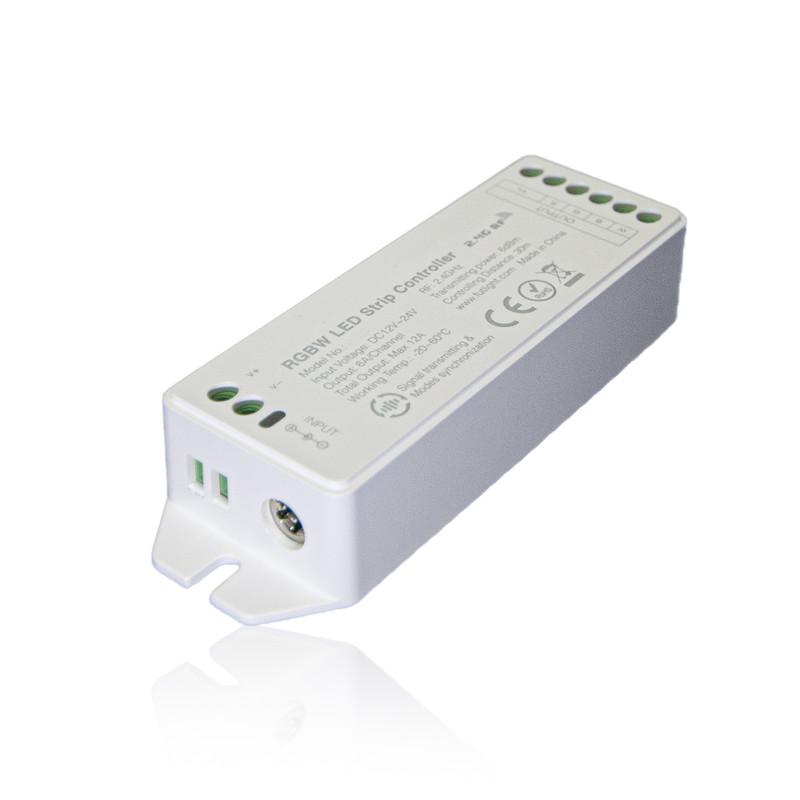 Easy Serie LED RGB-W Funk-Controller für  RGB-W LED | 4/8 Zonen | 12/24 V | 2,4 GHz – Bild 1
