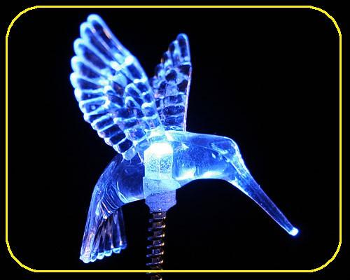 Little Swing Kolibri blau, batteriebetrieben – Bild 1
