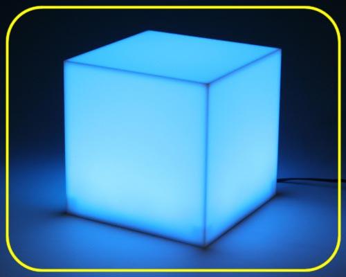 MOFI Würfel RGB 15 cm mit 24 LEDs – Bild 3