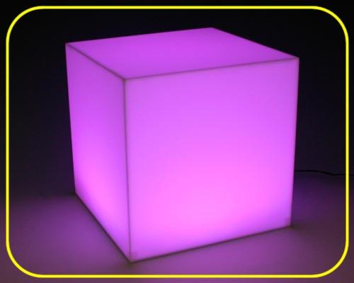 MOFI Würfel RGB 30 cm mit 48 LEDs – Bild 3