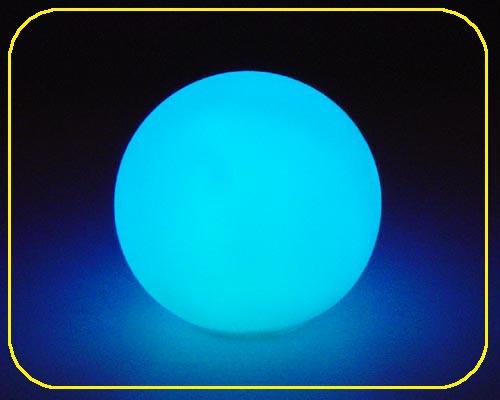Kugel klein, on/off, RGB Farbwechsel - inkl. Batterien – Bild 1