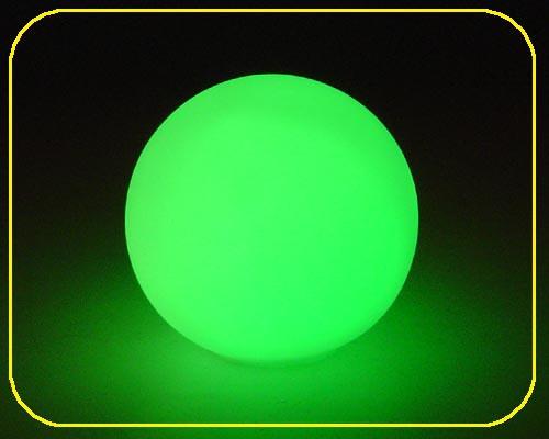 Kugel klein, on/off, RGB Farbwechsel - inkl. Batterien – Bild 2