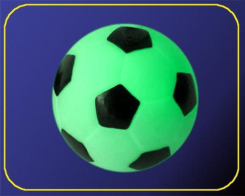 Fussball klein, on/off, RGB Farbwechsel inkl. Batterien – Bild 2