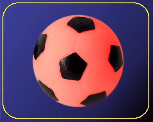 Fussball klein, on/off, RGB Farbwechsel inkl. Batterien – Bild 3