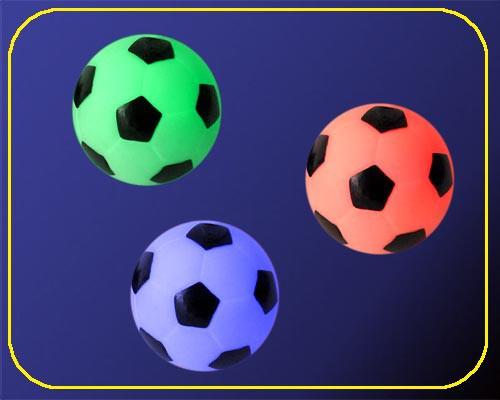 Fussball klein, on/off, RGB Farbwechsel inkl. Batterien – Bild 4