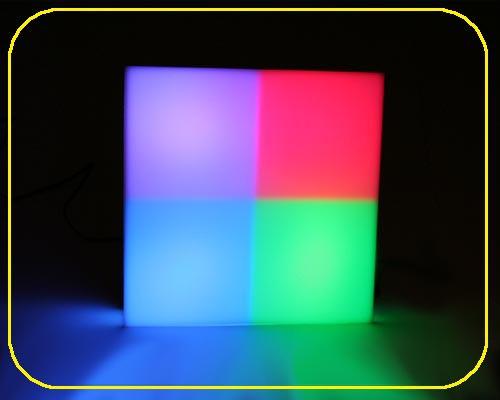 MOFI Flat Panel 20cm, RGB 4 Felder – Bild 1