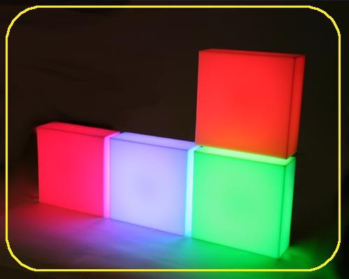 Panel Wand Set, 4 Stück 20 cm RGB Wechsel – Bild 3