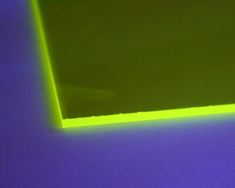 Lucy Leuchtplatte 3mm | 2030x1520 mm | grün – Bild 3