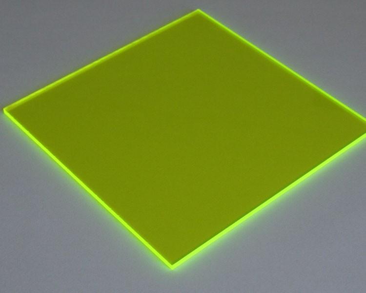 Lucy Leuchtplatte 3mm | 1520x675 mm | Grün – Bild 3