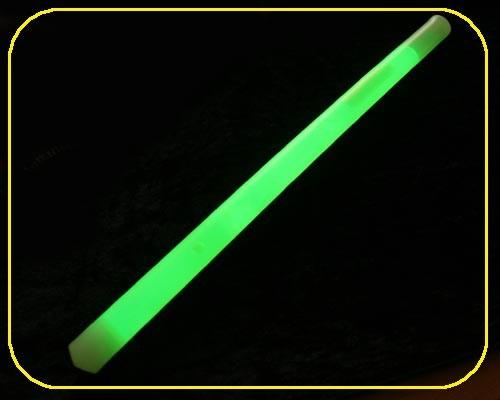 Large Stick, Riesenstab 30 cm, Ø 15mm, grün – Bild 2