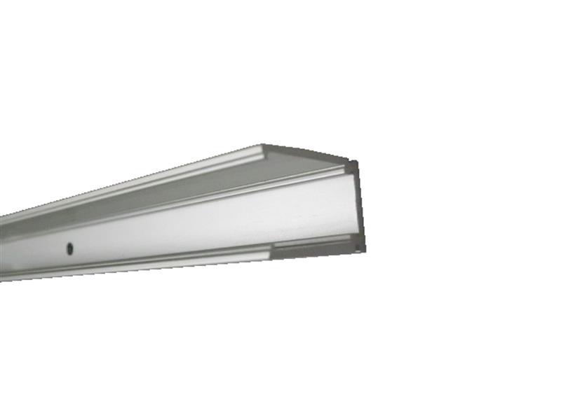 1m Aluminiumprofil für LED Neon Flex Pro – Bild 1