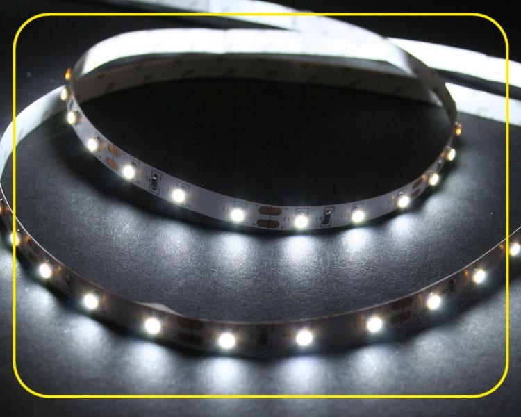 LED Streifen 5m | Kaltweiß  | 12V 24W IP20 | 300 LEDs | dimmbar – Bild 1