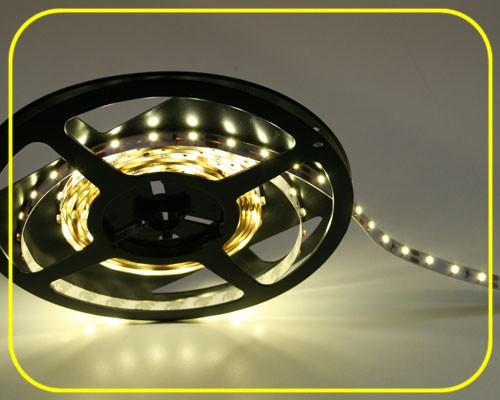 LED Streifen 5m | Warmweiß  | 12V 24W IP20 | 300 LEDs | dimmbar – Bild 1