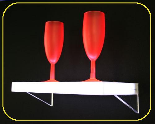 LED sideboard 30 x 15 x 2,5 cm, 12 LEDs weiß – Bild 3