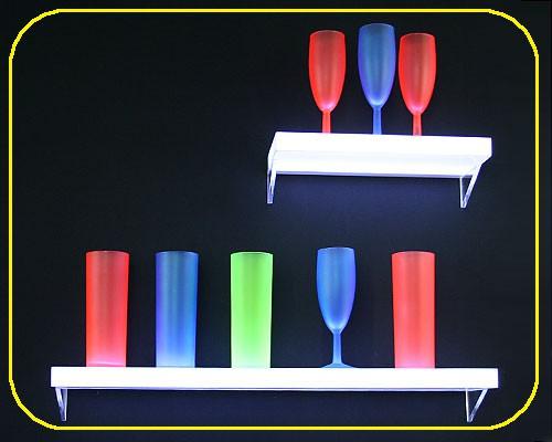LED sideboard 30 x 15 x 2,5 cm, 12 LEDs weiß – Bild 2